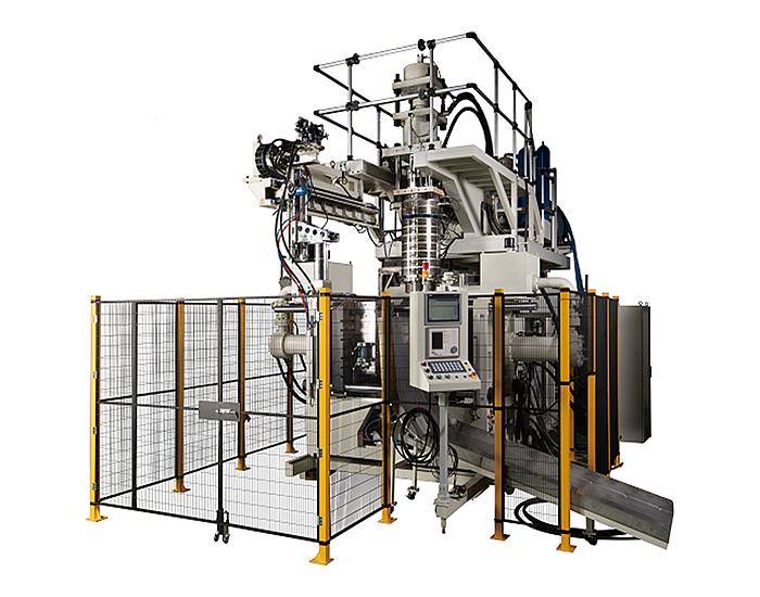 PK-I Accumulative Blow Molding Machine