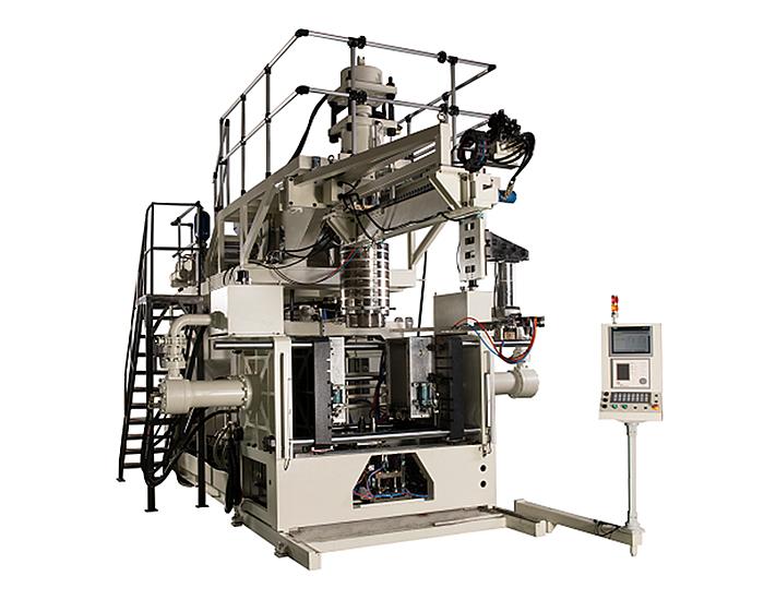 PK-I Accumulative Blow Molding Machine - Auto