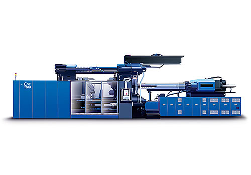 THE ONE Premium Hybrid – Clamping Force 500 to 3300 Ton