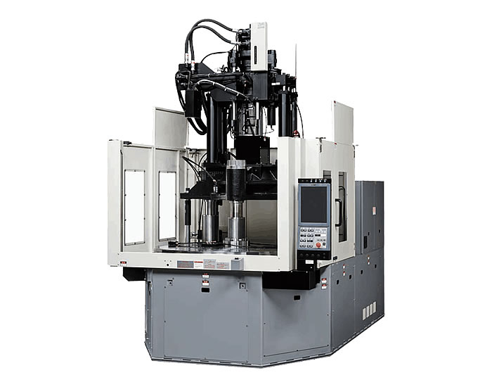 TWX-RIII Super Low-Profile Vertical (Insert) Injection Moulding Machine